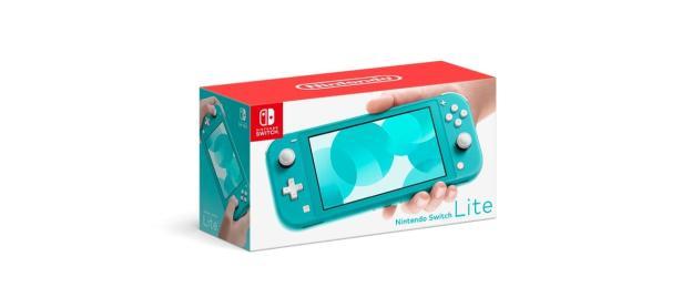 El Nintendo Switch Lite se filtró en abril, pero pocos pensaron que era real