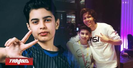 Argentino de 13 años ganó casi 1 millón de dólares en Mundial de Fortnite