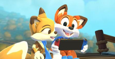 Revelan fecha de <em>New Super Lucky's Tale</em> para Nintendo Switch