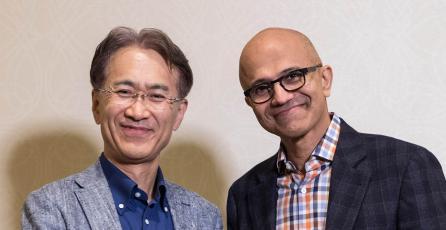 La alianza con Microsoft fue iniciativa de Sony