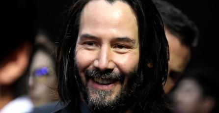 CD Projekt RED: Keanu Reeves tiene una conexión con Johnny Silverhand