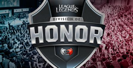 Todo está listo para los playoffs de la División de Honor de <em>League of Legends</em>