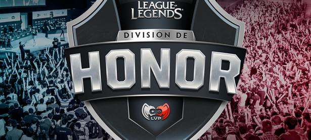 Todo está listo para los playoffs de la División de Honor de <em>League of Legends</em>