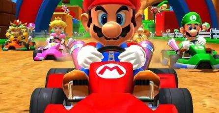 <em>Mario Kart Tour</em> sigue en pie para debutar este verano