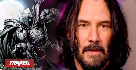 Directores de Avengers aseguran que Keanu Reeves podría interpretar a Moon Knight