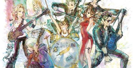 Square Enix lanzará un disco del concierto de <em>Octopath Traveler</em>