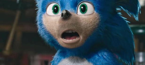 Aterroriza a todos con una máscara de Sonic inspirada en el diseño de la película