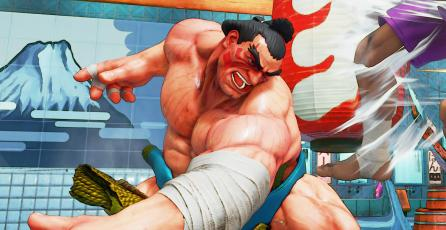 E. Honda y 2 poderosas peleadoras por fin llegarán a <em>Street Fighter V</em>