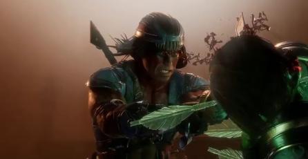 Gameplay revela los letales ataques de Nightwolf en <em>Mortal Kombat 11</em>