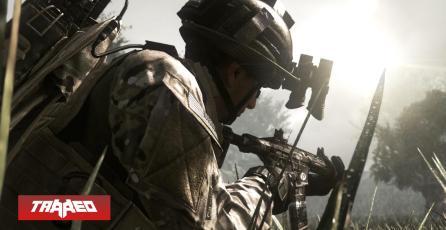 CoD: Modern Warfare contará juego de 100 jugadores sin BR y cross-play desde su beta
