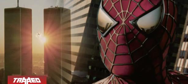 Recuperan y remasterizan trailer censurado de Spider-Man 1 con las Torres Gemelas