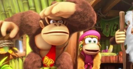 Así podría verse el área de <em>Donkey Kong</em> en Universal Orlando