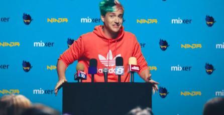Con referencia a <em>Mario Bros.</em>, Twitch anuncia la salida de Ninja