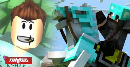 Roblox destrona el éxito de Minecraft con más de 100 millones de jugadores