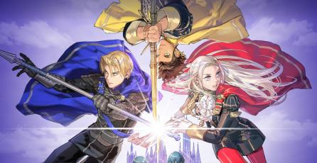 <em>Fire Emblem: Three Houses</em>