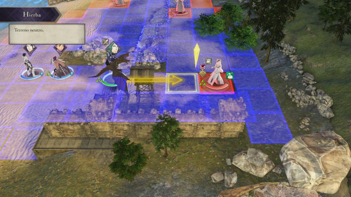 <em>Fire Emblem: Three Houses</em>