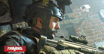 Master Race: COD Modern Warfare soportará teclado y mouse para jugar en consola