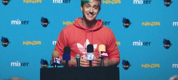 Te sorprenderá el número de seguidores que Ninja tiene ya en Mixer
