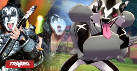Fanáticos comparan evolución de Linoone con los miembros de la banda Kiss