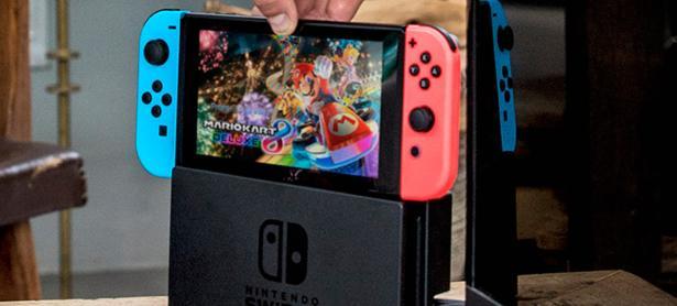 Nintendo se apoya en Sharp para mejorar las pantallas de Switch