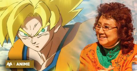 Masako Nozawa buscará interpretar a Gokú hasta los 128 años