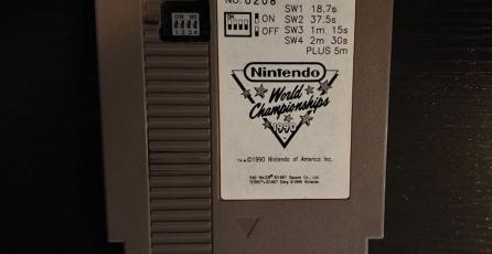 Ofrecen uno de los cartuchos más caros de NES sin conocer su verdadero valor