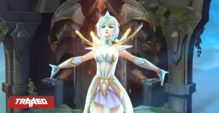 Lux Elementalista se convierte en el skin más popular de League of Legends