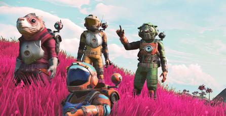 ¿<em>No Man's Sky </em>en Nintendo Switch? Hello Games no lo descarta