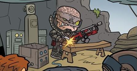 Conoce más sobre el universo de <em>Gears POP!</em> en su nuevo cómic