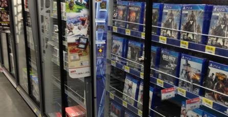 Walmart niega que estén retirando juegos violentos de sus tiendas
