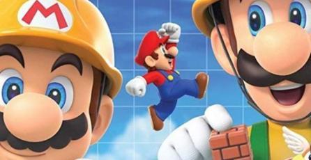 Nintendo celebra los 5 millones de niveles de <em>Super Mario Maker 2</em>