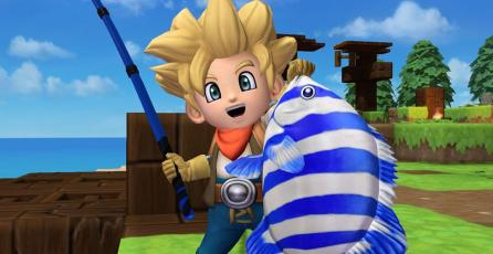 <em>Dragon Quest Builders 2</em> ya supera el millón de copias vendidas
