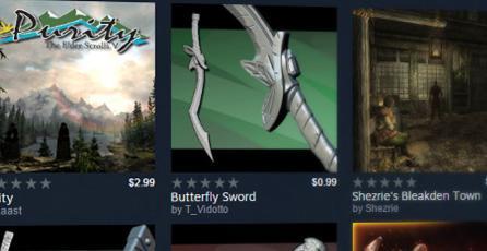 Valve estrena sistema de moderación para Steam Workshop