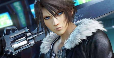 <em>Final Fantasy VIII Remastered</em> podría tener lanzamiento físico