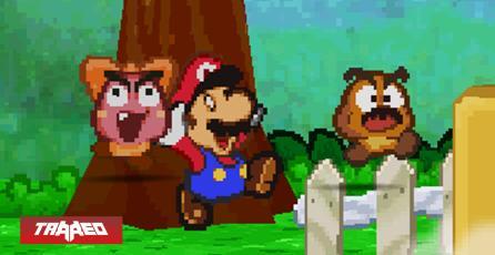 Paper Mario cumple 19 años desde su estreno original como franquicia