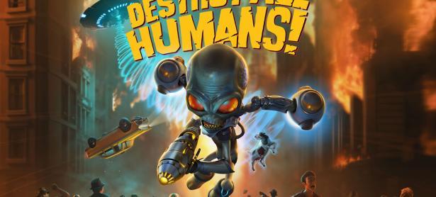 Edición especial de <em>Destroy All Humans!</em> incluirá un enorme alienígena