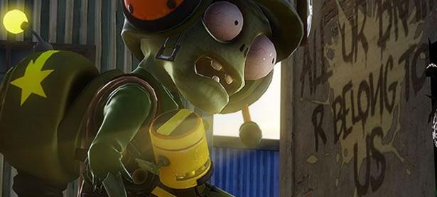Filtran el trailer de presentación de <em>Plants Vs Zombies Battle For Neighborville</em>