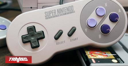 Nintendo llevaría control inalámbrico de SNES directamente a Switch