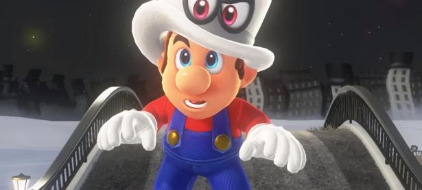 Ver a Mario sin bigote en<em> Super Mario Odyssey</em> es una verdadera pesadilla