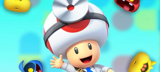 <em>Dr. Mario World</em> consigue 7.5 millones de descargas