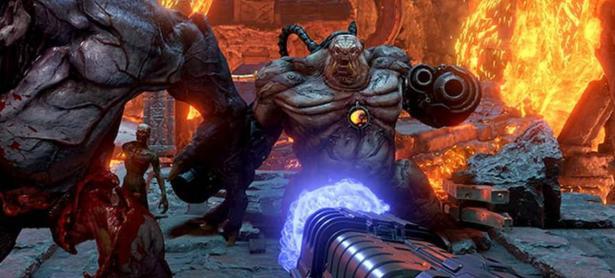Mira todo lo que debes saber sobre el Battlemode de <em>DOOM Eternal</em>
