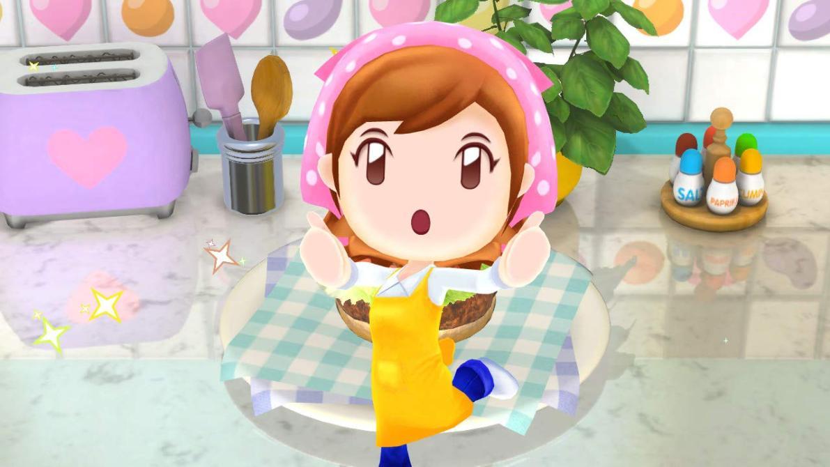 Primeras imágenes de <em>Cooking Mama: CookStar</em>