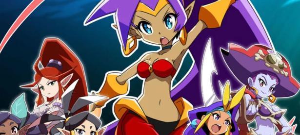 Revelan el nombre oficial de la quinta entrega de <em>Shantae</em>