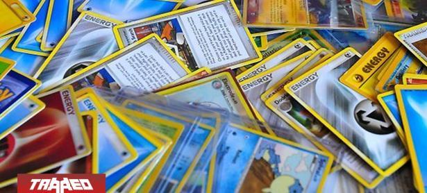 Fanático vendió cartas originales de Pokémon a más de 107 mil dólares