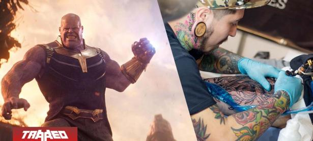 Comic Ink: La voz de Thanos y Jiren estará presente en convención geek de tatuajes