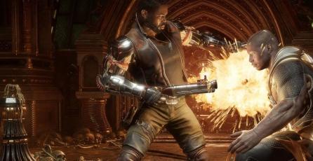 Ya hay actores para Jax y Mileena en película de <em>Mortal Kombat</em>