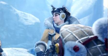 El nuevo trailer <em>Monster Hunter World: Iceborne</em> muestra una épica batalla