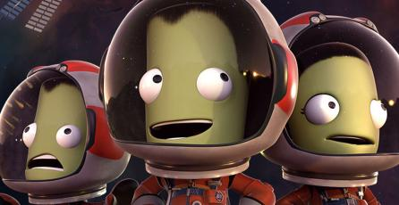 Anuncian <em>Kerbal Space Program 2</em> en gamescom 2019