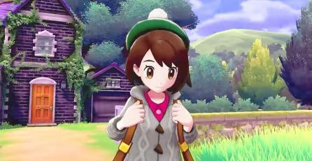 Visita un pueblo de Galar en este trailer de <em>Pokémon Sword & Shield</em>