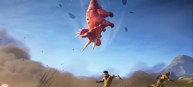 Invoca dinosaurios y aplasta a tus rivales con este objeto de <em>Fortnite</em>